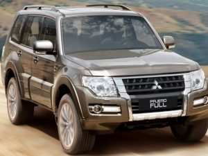 15 The Mitsubishi Pajero Full 2020 Performance and New Engine