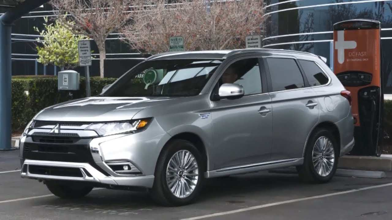 15 The Mitsubishi Plug In Hybrid 2020 Speed Test