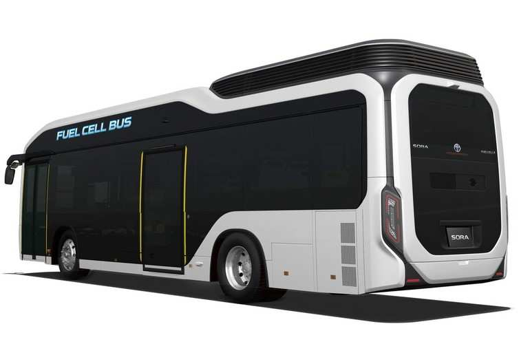 15 The Toyota Bus 2020 Price Design And Review