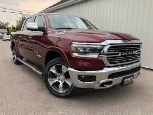 16 A 2019 Dodge Touch Screen Performance and New Engine
