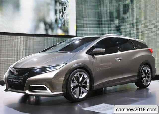 16 A 2019 Honda Wagon Research New
