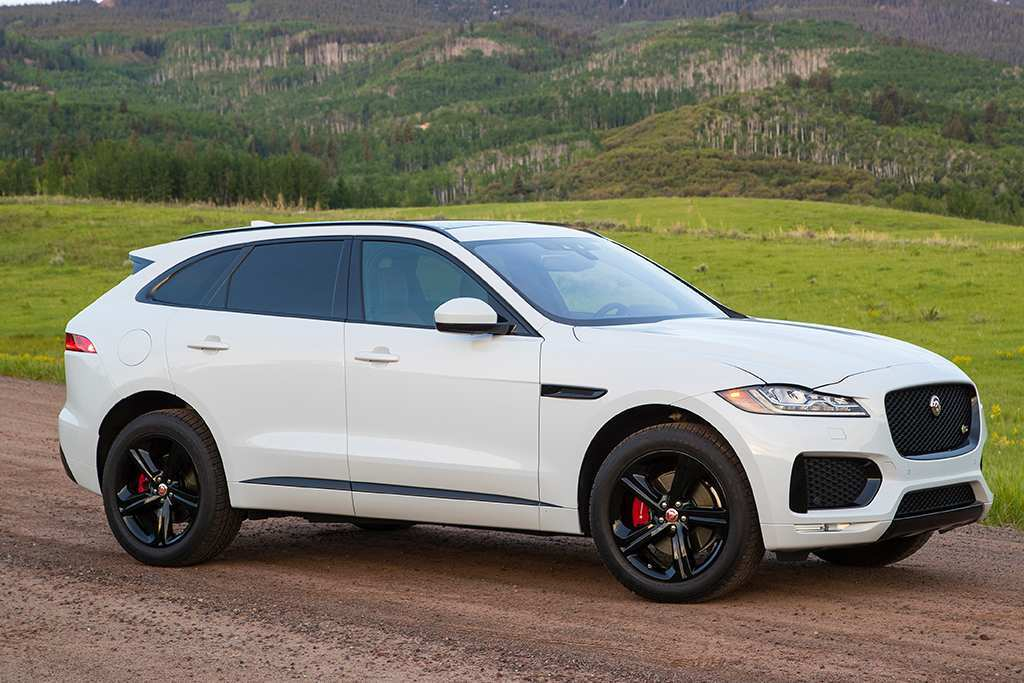 16 A 2019 Jaguar Truck Performance And New Engine
