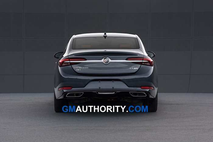16 A 2020 Buick Lacrosse Interior First Drive