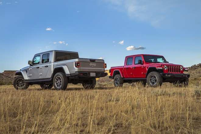 16 A 2020 Jeep Gladiator Motor Rumors