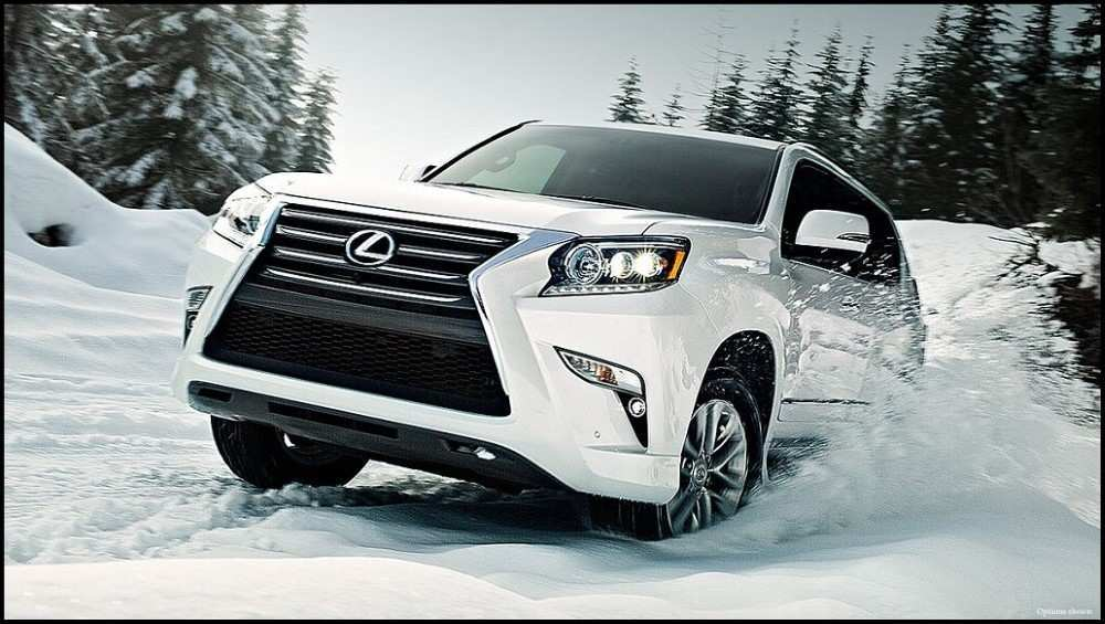 16 A 2020 Lexus Gx 460 Price Design and Review