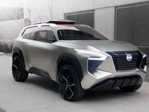 16 A 2020 Nissan Rogue Hybrid Redesign and Concept