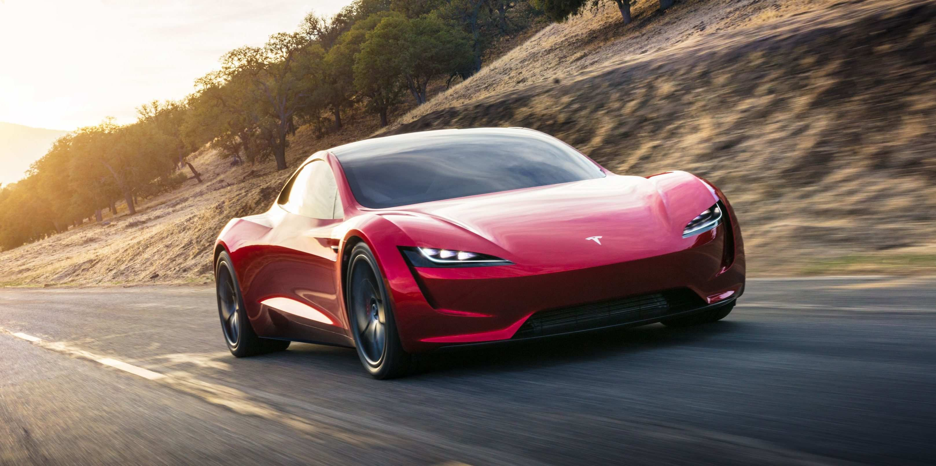 16 A 2020 Tesla Roadster Battery Exterior And Interior