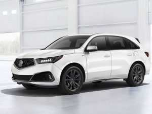 16 A Honda Mdx 2020 Pictures