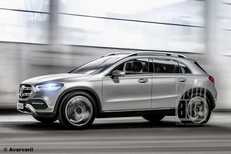 16 A Mercedes 2019 Gla Review And Release Date
