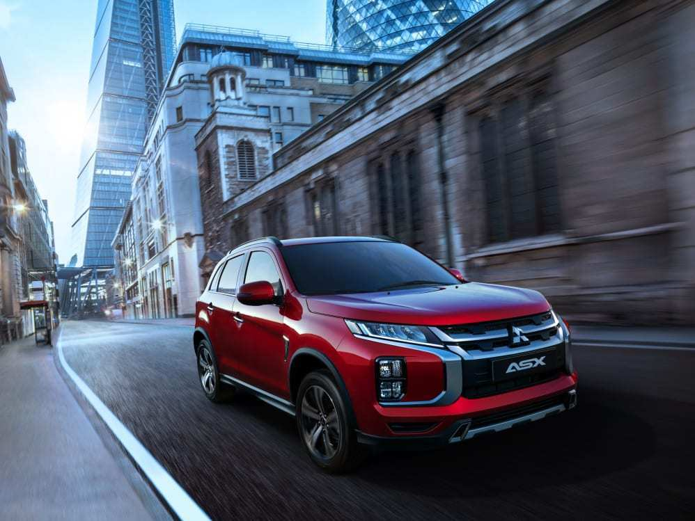 16 A New Mitsubishi Asx 2020 Redesign And Concept