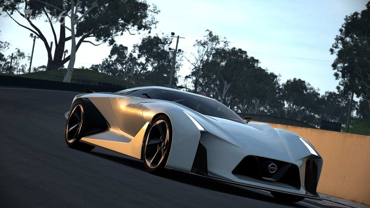 16 A Nissan Concept 2020 Gran Turismo Concept And Review