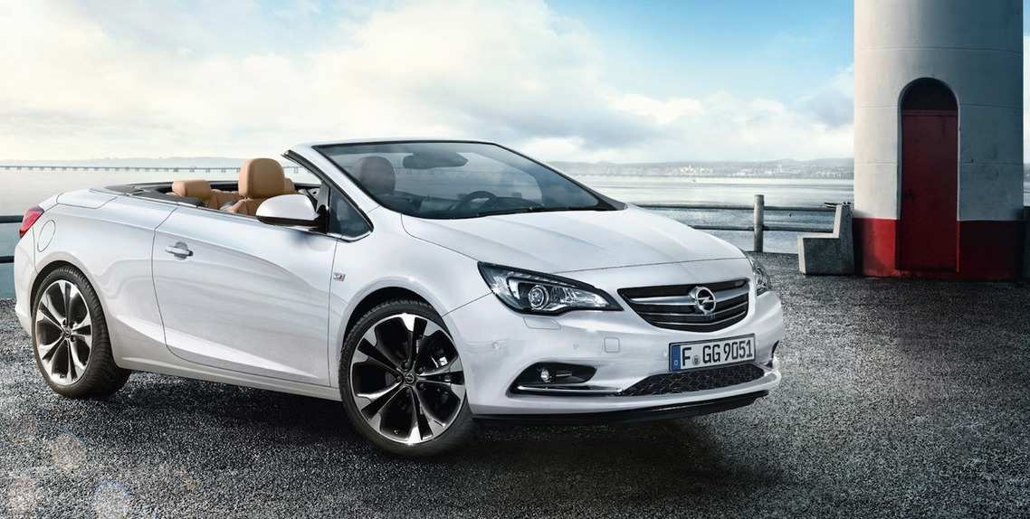 16 A Opel Cascada 2020 New Model And Performance