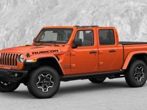 16 A What Is The Price Of The 2020 Jeep Gladiator Performance and New Engine