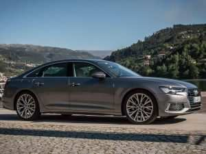 16 All New 2019 Audi A6 Release Date Performance and New Engine