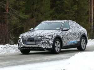 16 All New 2019 Audi E Tron Quattro Release Date Spy Shoot