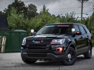 16 All New 2019 Ford Interceptor Suv Exterior