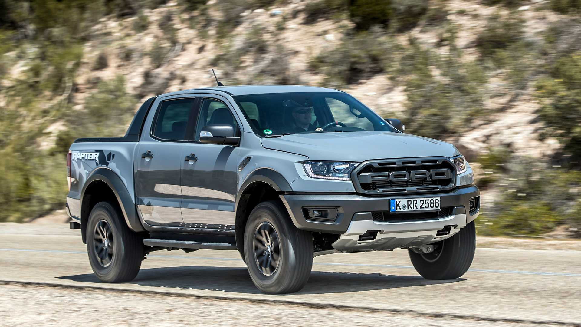 16 All New 2019 Ford Ranger Raptor Photos