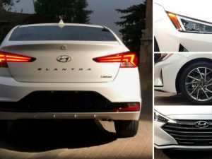 16 All New 2019 Hyundai Elantra Model