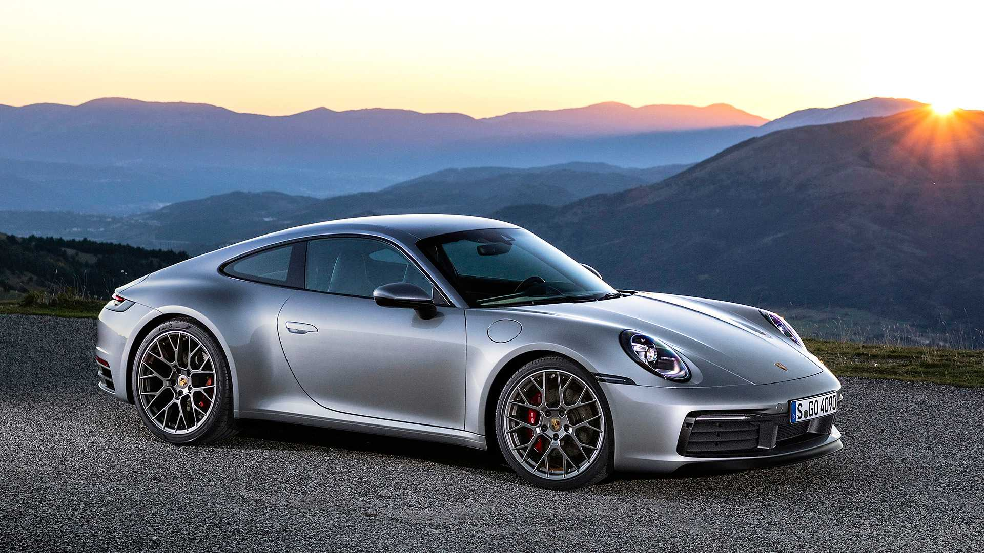 16 All New 2019 Porsche 911 4S Redesign And Concept