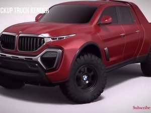 16 All New 2020 Bmw Pickup Truck Price and Review
