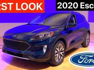 16 All New 2020 Ford Escape Youtube Research New