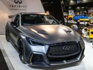 16 All New 2020 Infiniti Q60 Black S Price Engine