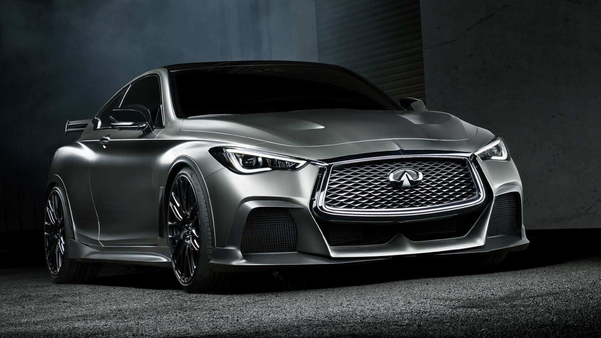 16 All New 2020 Infiniti Q60 Black S Price Speed Test