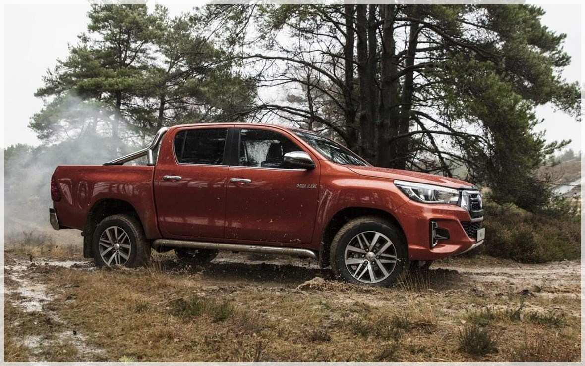 16 All New 2020 Toyota Hilux Performance And New Engine
