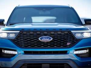 16 All New Ford Phev 2020 New Review