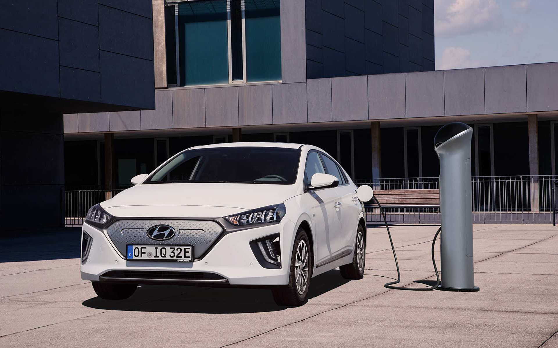 16 All New Hyundai Electric Car 2020 Release Date And Concept