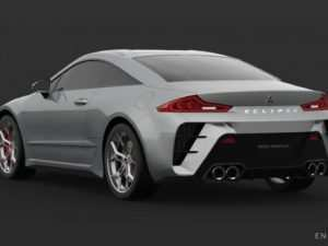 16 All New Mitsubishi Eclipse 2020 Specs and Review