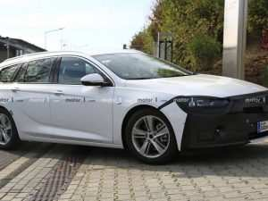 16 All New Opel Astra New Shape 2020 Picture