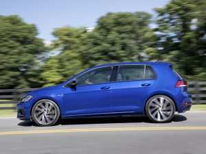 16 All New Volkswagen Golf R 2020 Spy Shoot