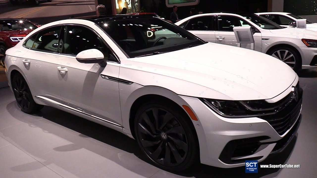 16 All New Vw 2019 Arteon Redesign And Concept