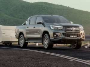 16 Best 2019 Toyota Hilux Facelift Photos