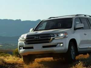 16 Best 2019 Toyota Land Cruiser Redesign New Review