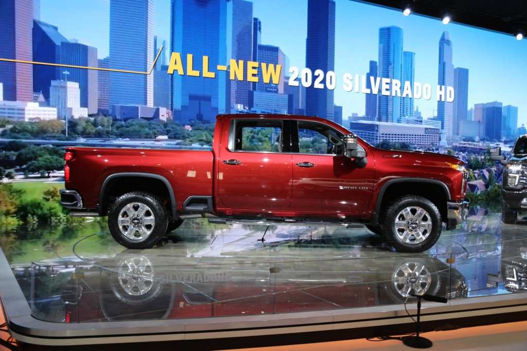 16 Best 2020 Chevrolet Silverado 2500Hd For Sale Spy Shoot