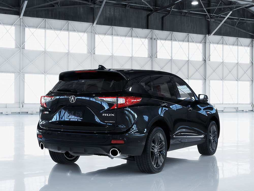 16 New 2019 Acura Rdx Preview Reviews
