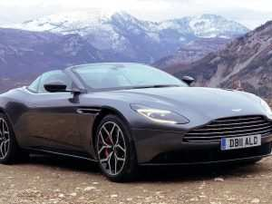 16 New 2019 Aston Martin Db11 Volante Engine