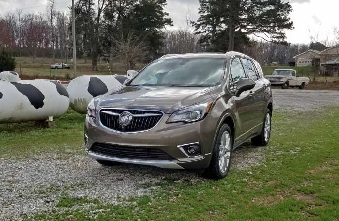 16 New 2019 Buick Envision Review Specs And Review