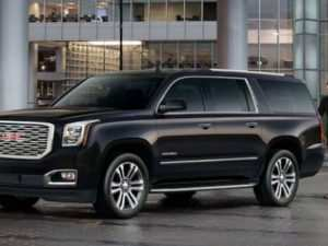 16 New 2020 Gmc Yukon Concept Performance and New Engine