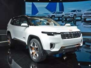 16 New 2020 Jeep Grand Cherokee Redesign Images