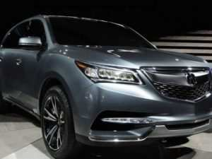 16 New Acura Mdx 2020 Review New Model and Performance