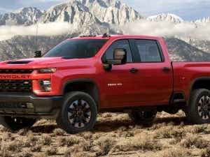 16 New Chevrolet New Trucks 2020 Redesign and Concept