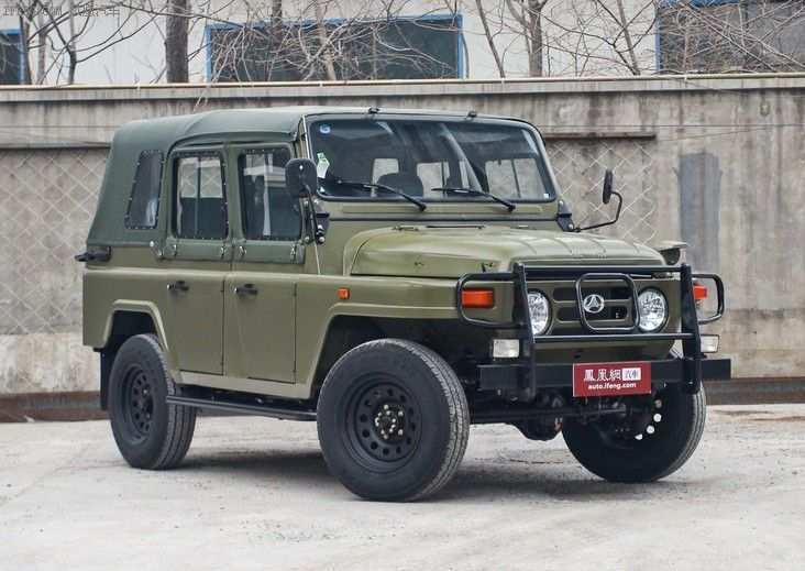 16 New Jeep Beijing 2020 Model