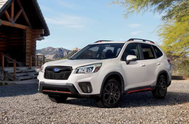 16 New Subaru Forester 2019 Ground Clearance Performance And New Engine