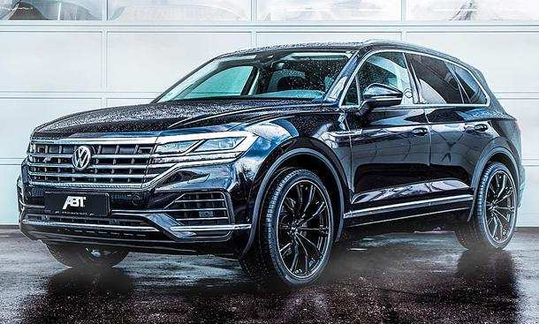 16 New Touareg Vw 2019 Performance And New Engine