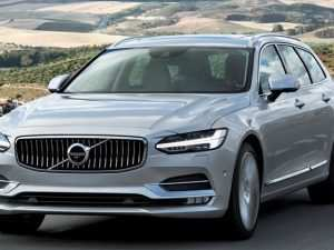 16 New V90 Volvo 2019 Specs and Review