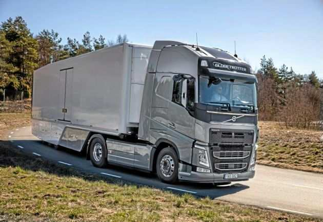 16 New Volvo Lastbil 2020 Review and Release date