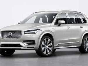 16 New Volvo Xc90 Model Year 2020 Concept